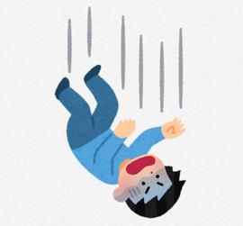 【衝撃】大阪HEP飛び降り 男子高校生、屋上へのドアカバー破壊か