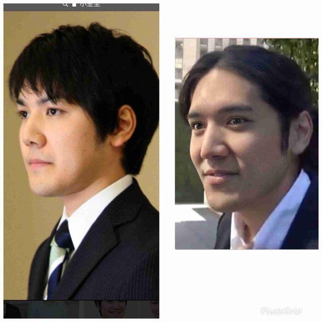 【画像】小室圭氏に別人説が浮上